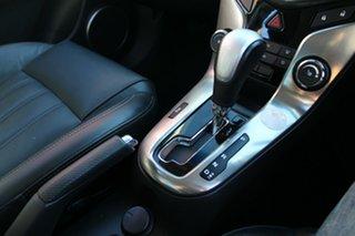2013 Holden Cruze JH MY13 CDX Blue 6 Speed Automatic Sedan