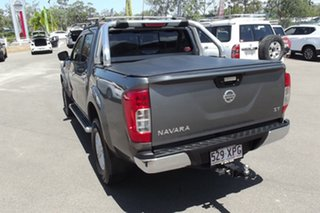 2017 Nissan Navara D23 S2 ST Grey 6 Speed Manual Utility