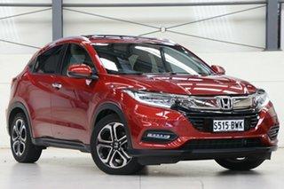 2018 Honda HR-V MY18 VTi-LX Passion Red 1 Speed Constant Variable Hatchback.