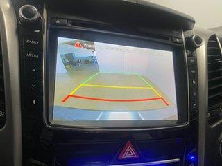 2012 Hyundai i30 GD Elite Grey 6 Speed Automatic Hatchback