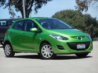 2012 Mazda 2 DE10Y2 MY12 Neo 4 Speed Automatic Hatchback.