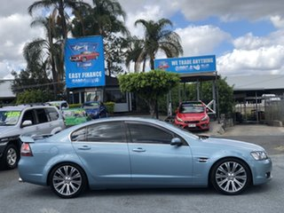 2007 Holden Calais VE MY08.5 V Blue 5 Speed Sports Automatic Sedan.