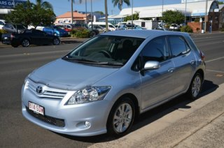 2011 Toyota Corolla ZRE152R MY11 Ascent Sport Blue 6 Speed Manual Hatchback