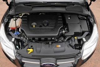 2013 Ford Focus LW MK2 Trend Black 6 Speed Automatic Hatchback