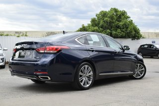 2017 Hyundai Genesis DH Blue 8 Speed Sports Automatic Sedan
