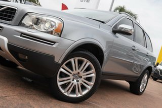 2011 Volvo XC90 MY11 3.2 Executive Silver 6 Speed Automatic Geartronic Wagon.