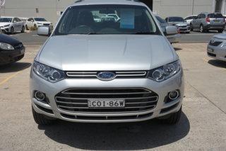 2014 Ford Territory SZ TS Seq Sport Shift Silver 6 Speed Sports Automatic Wagon.