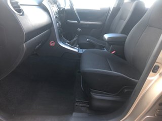 2005 Suzuki Grand Vitara JT (4x4) Gold 5 Speed Manual Wagon