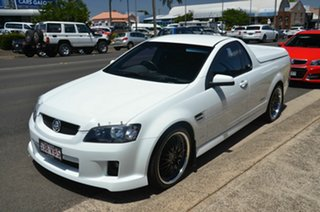 2007 Holden Commodore VE SS White 6 Speed Automatic Utility