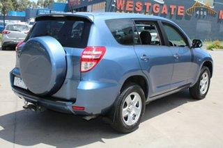 2010 Toyota RAV4 ACA38R CV (2WD) Blue 5 Speed Manual Wagon