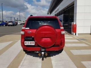 2015 Toyota Landcruiser Prado GDJ150R GXL Wildfire 6 Speed Sports Automatic Wagon.