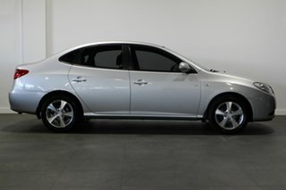 2010 Hyundai Elantra HD MY10 SX Silver 4 Speed Automatic Sedan
