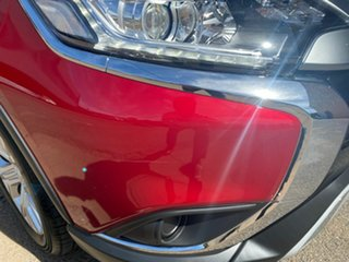 2020 Mitsubishi Outlander ZL MY21 ES 2WD Red Diamond 6 Speed Constant Variable Wagon