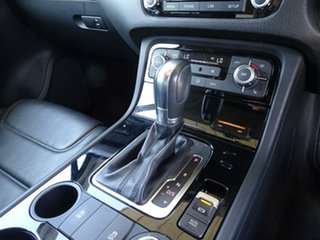 2013 Volkswagen Touareg 7P MY13 150TDI Tiptronic 4MOTION Canyon Grey 8 Speed Sports Automatic Wagon