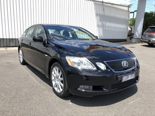 2006 Lexus GS GRS190R GS300 Sports Luxury Black 6 Speed Sports Automatic Sedan.
