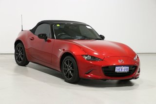 2016 Mazda MX-5 K GT Red 6 Speed Automatic Roadster