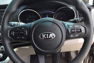 2018 Kia Carnival YP MY19 S Graphite 8 Speed Sports Automatic Wagon