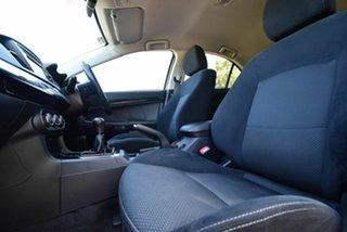 2015 Mitsubishi Lancer CJ MY15 GSR Sportback Silver 5 Speed Manual Hatchback