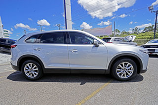2017 Mazda CX-9 TC Touring SKYACTIV-Drive Silver 6 Speed Sports Automatic Wagon