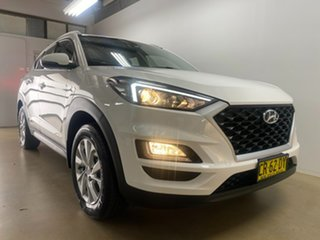 2018 Hyundai Tucson TL MY18 Active X (FWD) White 6 Speed Automatic Wagon.