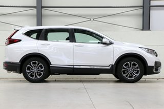 2020 Honda CR-V RW MY21 VTi FWD X Platinum White 1 Speed Constant Variable Wagon