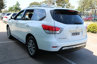 2015 Nissan Pathfinder R52 ST (4x2) White Continuous Variable Wagon