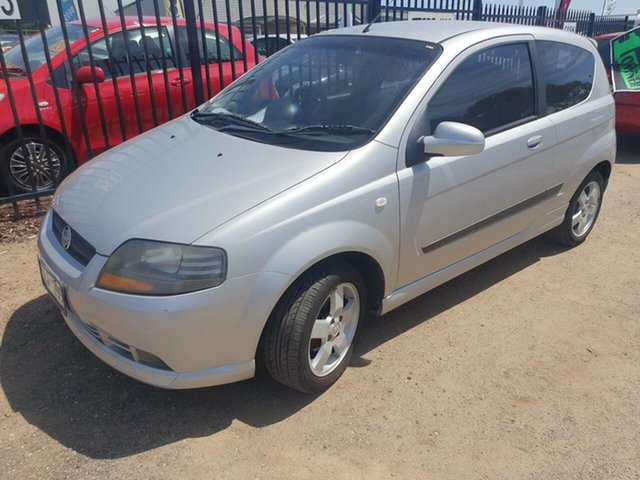 Used Holden Barina TK Morphett Vale, 2006 Holden Barina TK Silver 5 Speed Manual Hatchback