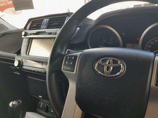 2015 Toyota Landcruiser Prado GDJ150R GXL Wildfire 6 Speed Sports Automatic Wagon
