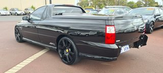 2005 Holden Ute VZ SS Z Black 4 Speed Automatic Utility
