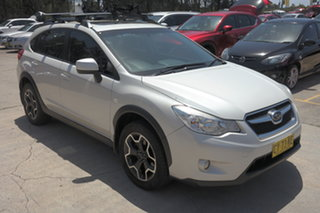 2014 Subaru XV G4X MY14 2.0i-L Lineartronic AWD White 6 Speed Constant Variable Wagon.