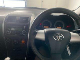 2013 Toyota Corolla ZRE152R MY11 Ascent Grey 6 Speed Manual Sedan