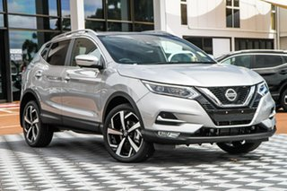 2020 Nissan Qashqai J11 Series 3 MY20 Ti X-tronic Platinum 1 Speed Constant Variable Wagon.