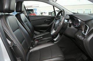 2019 Holden Trax TJ MY19 LTZ Silver 6 Speed Automatic Wagon