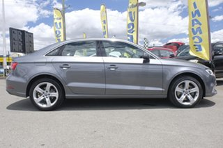 2018 Audi A3 8V MY18 Sport S Tronic Limited Edition Monsoon Grey 7 Speed