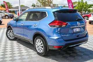 2019 Nissan X-Trail T32 Series II ST-L X-tronic 2WD Blue 7 Speed Constant Variable Wagon.