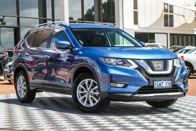 Used Nissan X-Trail T32 Series II ST-L X-tronic 2WD Attadale, 2019 Nissan X-Trail T32 Series II ST-L X-tronic 2WD Blue 7 Speed Constant Variable Wagon