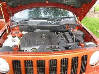2009 Jeep Patriot MK Sport Red Manual Wagon