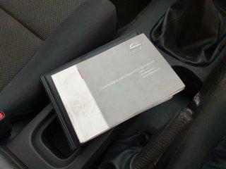 2010 Nissan Navara D40 ST Grey 6 Speed Manual Utility