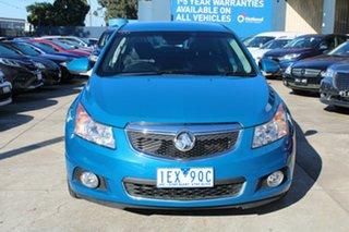 2013 Holden Cruze JH MY13 CDX Blue 6 Speed Automatic Sedan.
