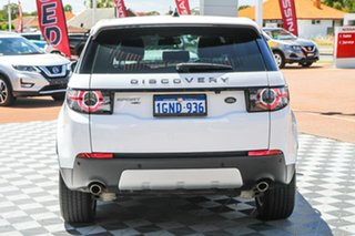 2018 Land Rover Discovery Sport L550 18MY HSE White 9 Speed Sports Automatic Wagon
