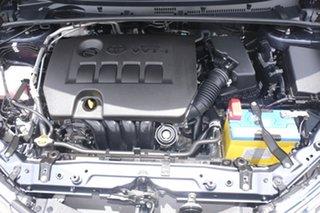 2018 Toyota Corolla ZRE172R Ascent S-CVT Graphite 7 Speed Constant Variable Sedan