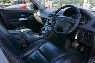2005 Volvo XC90 P28 MY05 T Black 5 Speed Sports Automatic Wagon