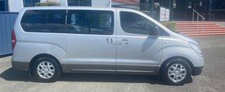 2008 Hyundai iMAX TQ-W Silver 5 Speed Manual Wagon.