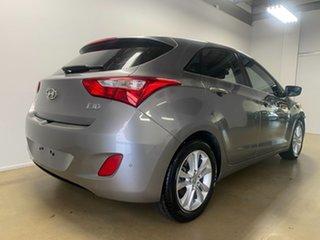 2012 Hyundai i30 GD Elite Grey 6 Speed Automatic Hatchback.