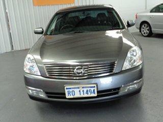 2006 Nissan Maxima J31 MY06 ST-L Grey 6 Speed Constant Variable Sedan.