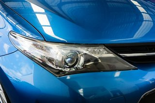 2013 Toyota Corolla ZRE182R Ascent Tidal Blue 7 Speed CVT Auto Sequential Hatchback