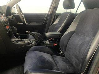 2003 Lexus IS200 GXE10R Sports Luxury Grey 4 Speed Automatic Sedan
