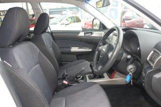 2008 Subaru Forester 79V MY08 XS AWD Satin White Pearl 5 Speed Manual Wagon
