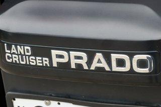 2013 Toyota Landcruiser Prado GRJ150R 11 Upgrade GXL (4x4) Dark Furnace 5 Speed Sequential Auto