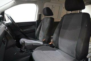 2016 Volkswagen Caddy 2KN MY16 TSI160 SWB Runner Candy White 5 Speed Manual Van